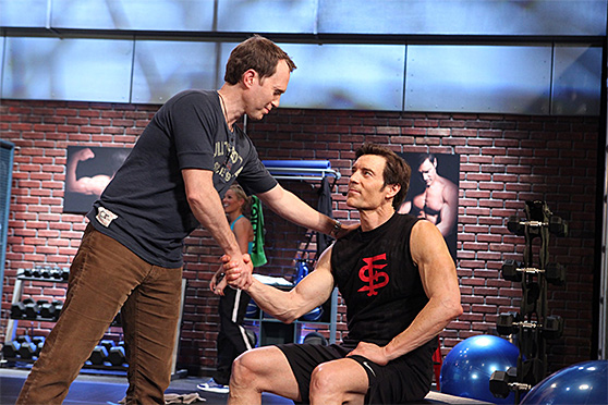 mason bendewald and tony horton