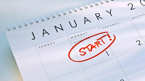 new year's resolutions fitness industry